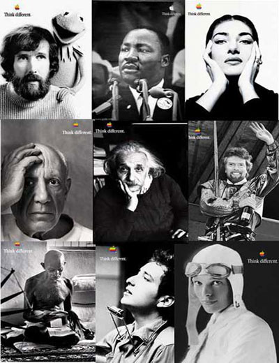 Think different posters pdf to word