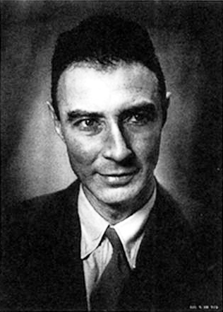 Robert Oppenheimer Onionesque Reality Stunning Oppenheimer Quote